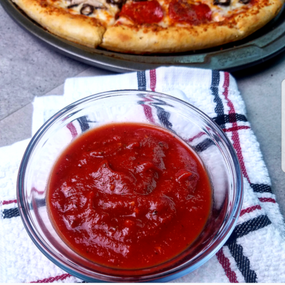 Quick, 0 SmartPoint Pizza Sauce