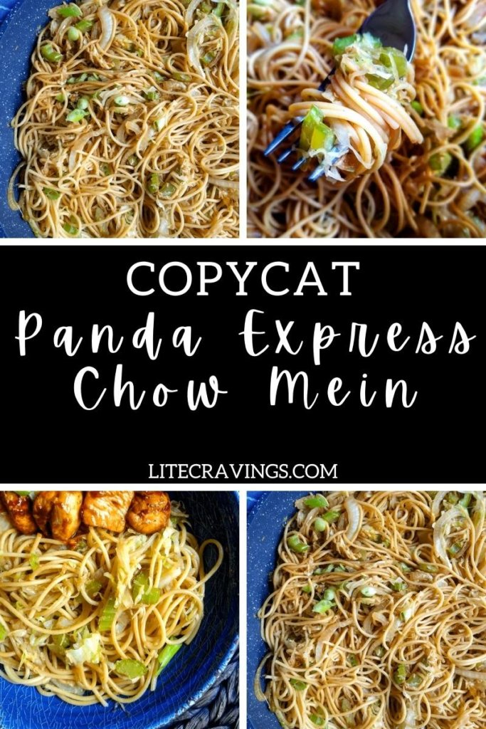 copycat panda express chow mein | lite cravings | ww recipes